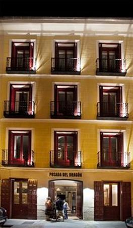 Ξενοδοχείο Posada Del Dragon