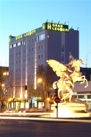 Ξενοδοχείο Gran Legazpi