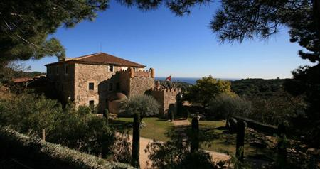 Castell De L Oliver