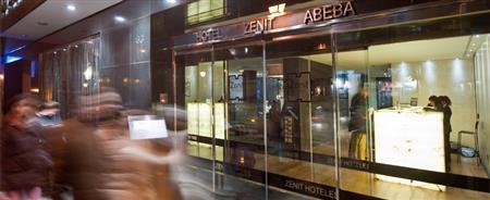 Ξενοδοχείο Zenit Abeba