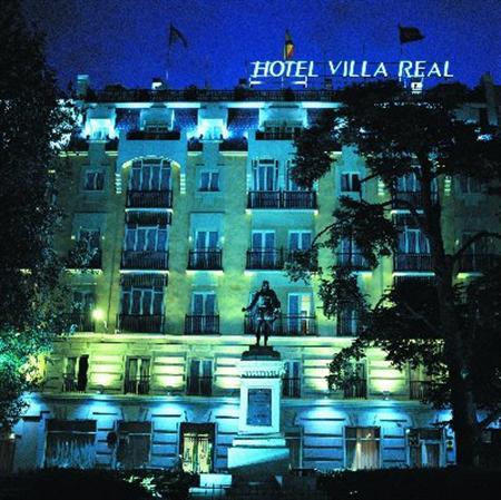 Ξενοδοχείο Villa Real