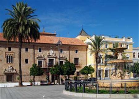 Ilunion Merida Palace