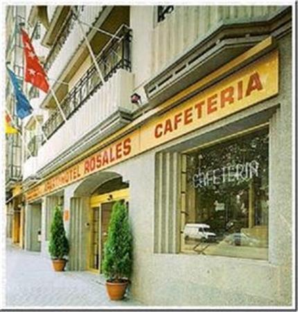 Hotel Aparto-Hotel Rosales