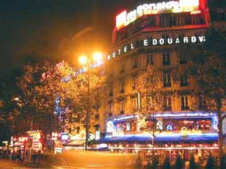 Hotel Edouard Vi - 3*