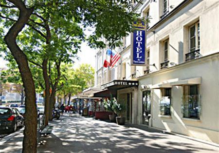 Ξενοδοχείο Bw Au Trocadero