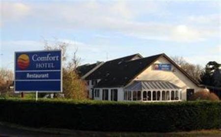 Hotel Comfort Adelaide Morangis