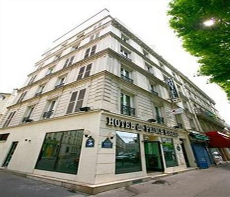 Hotel Du Prince Eugene