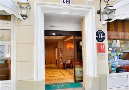 Hotel De La Paix Porte De Versailles
