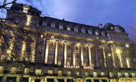 The Waldorf Hilton