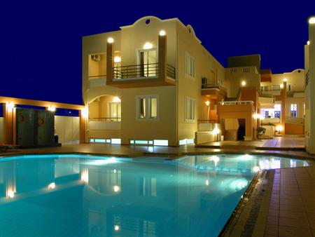 Ξενοδοχείο Nontas Htl & Apartments