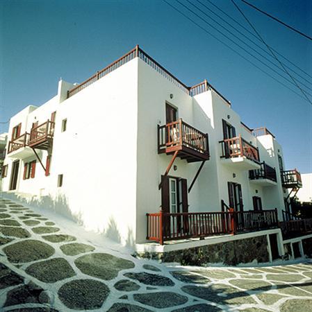 Hotel Petasos Town