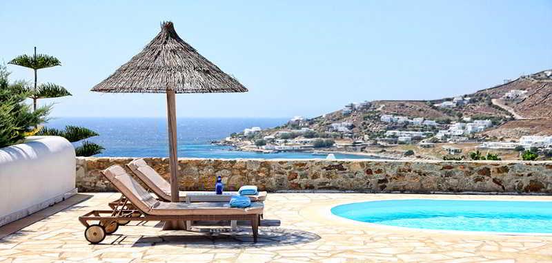 Hotel Horizon Mikonos