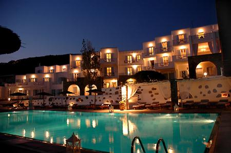 Hotel Manoulas Beach