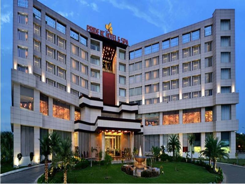 Hotel Pride Kc Hotel & Spa Chandigarh Panchkula