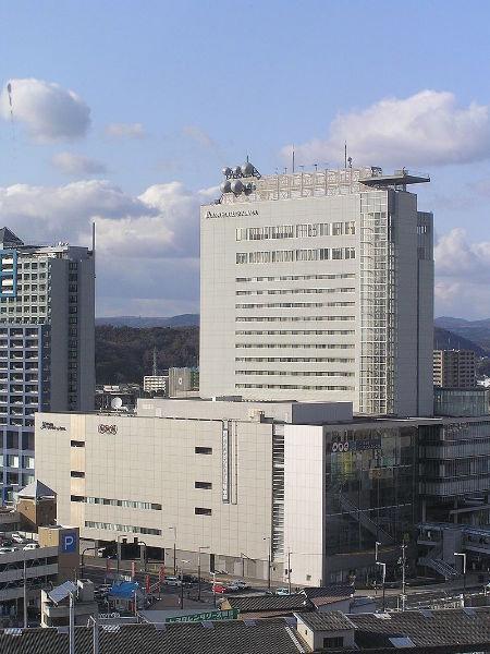 Ana Crowne Plaza Okayama