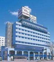 Hotel Pearl City Akita Kanto-Odori