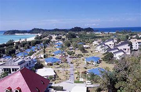 Okuma Private Beach & Resort