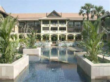Ξενοδοχείο Victoria Angkor