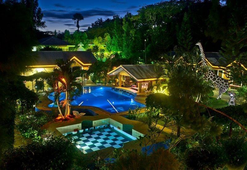 Hotel Deep Forest Garden Hotel