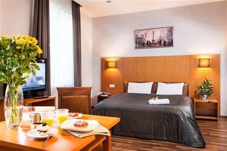 Ξενοδοχείο Greguar Apartments