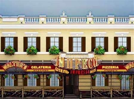 Ξενοδοχείο Impressa