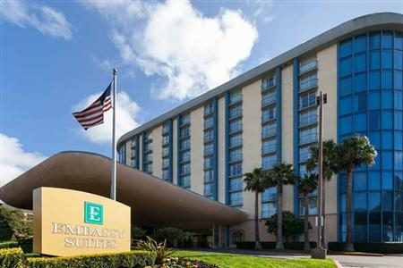 Hotel Embassy Suites San Francisco Airport